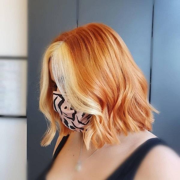 orange sorbet hair trend -www.salonbusiness.co.uk