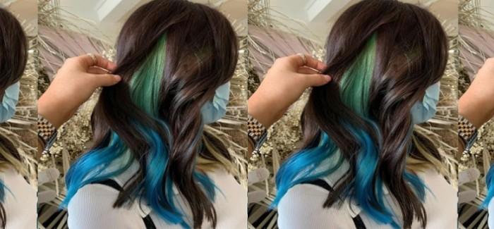 PEEKABOO HAIR TREND EXPLAINED BY SUZIE MCGILL