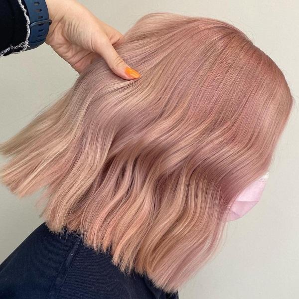 pink hair - www.salonbusiness.co.uk