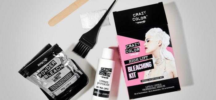 Get Festival Ready With Crazy Colour