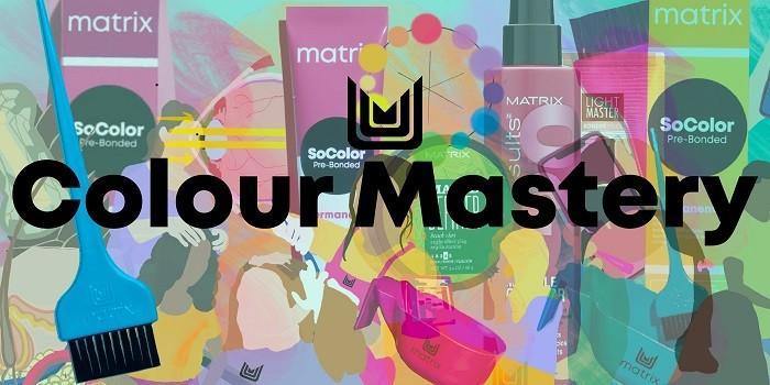 Matrix – Become a Matrix Colour Master
