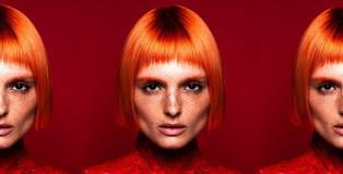metallic copper trend - www.salonbuisness.co.uk