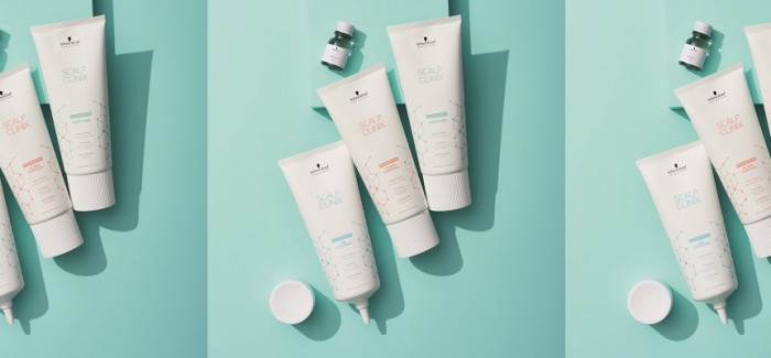 Schwarzkopf Professional Expands the Fibre Clinix Hair Care Regime and Launches NEW Scalp Clinix