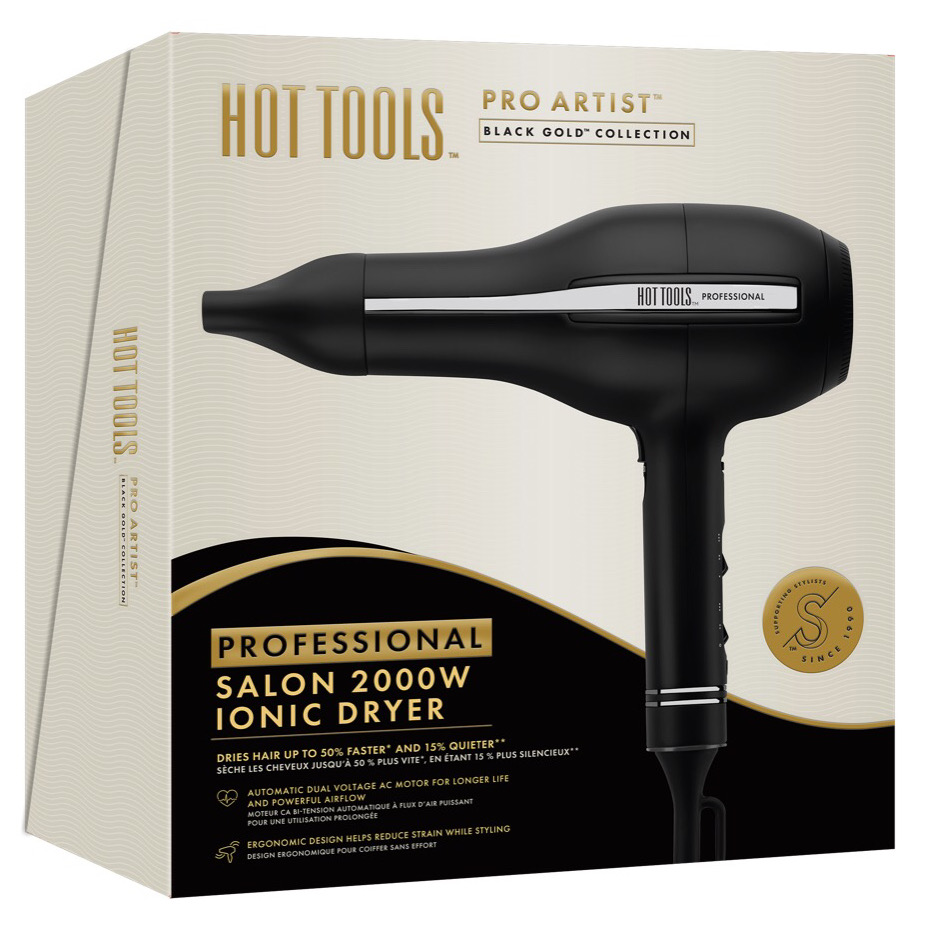 Hot tools dryer facebook competition - www.salonbusiness.co.uk