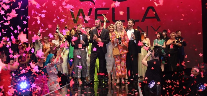 Wella Professionals announces winners for the UK & Ireland TrendVision Award 2021.