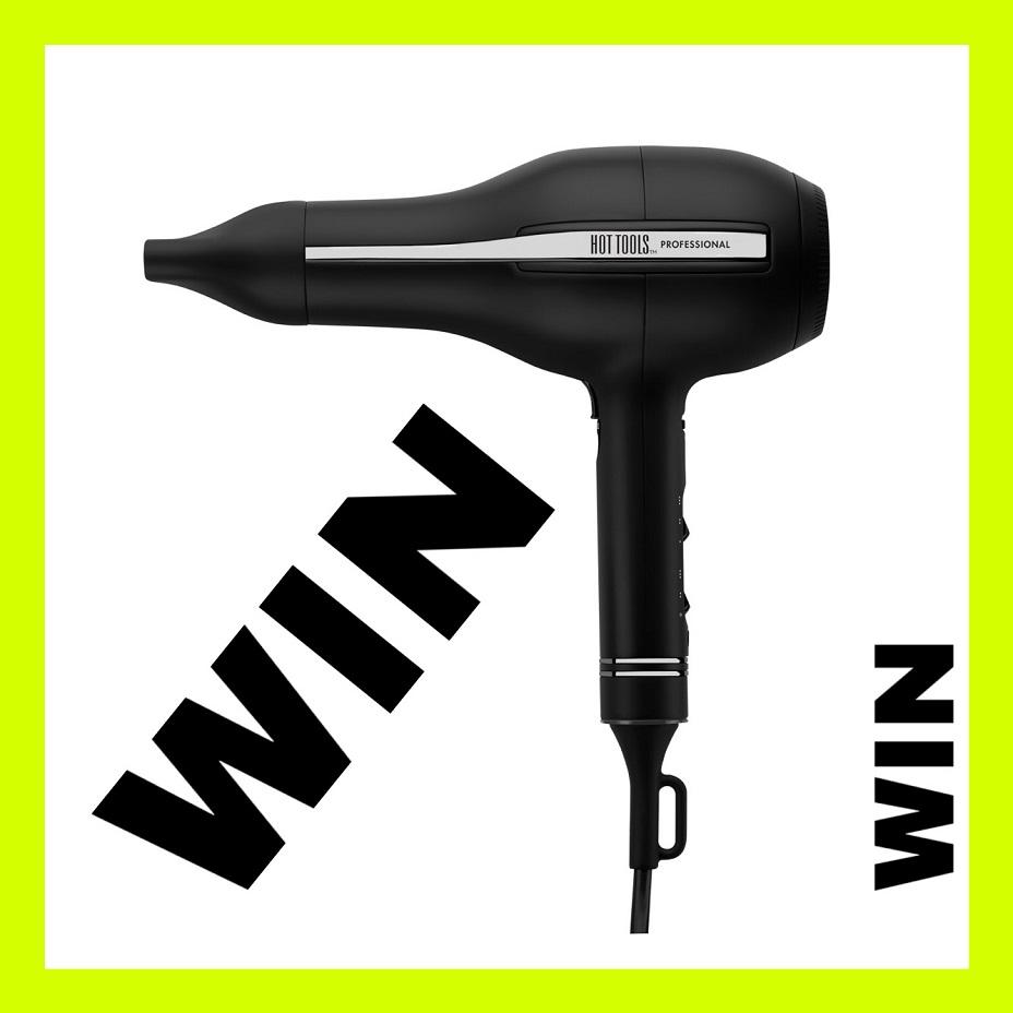 hot tools dryer - www.salonbusiness.co.uk