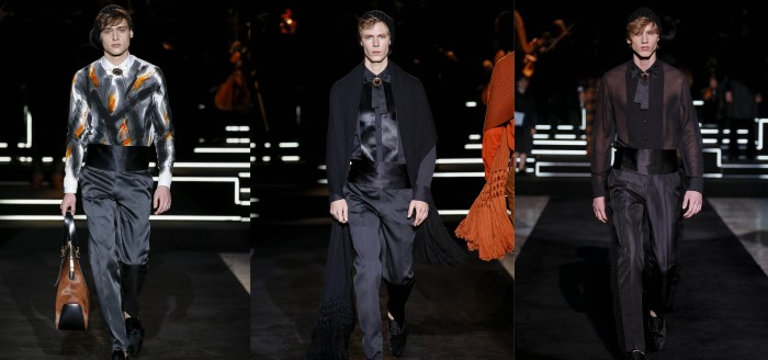 DAKS Milan Milano Moda Uomo AW16