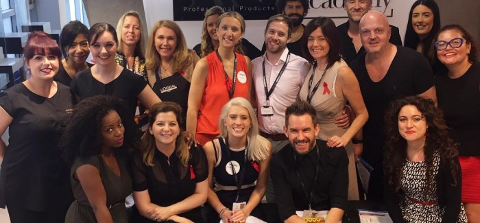 Hairdressers Helping Hairdressers success