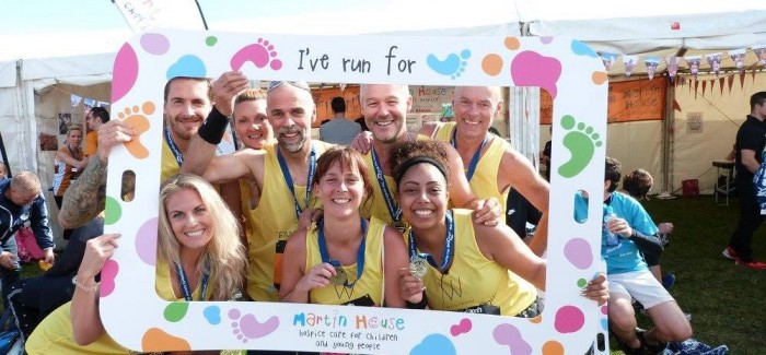WESTROW COMPLETE 2016 GREAT NORTH RUN