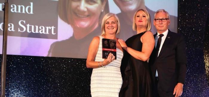Rainbow Room International Owners Win Lifetime Achievement Award