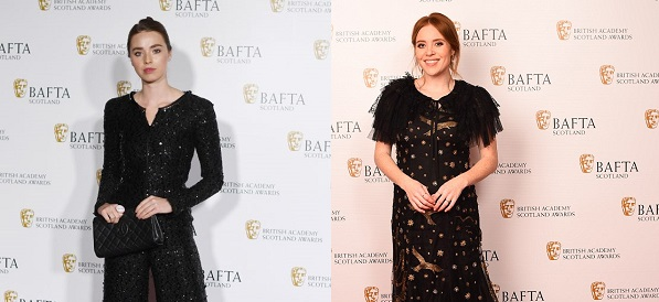 Rainbow Room International: Stylists To The Stars At Scottish BAFTA's