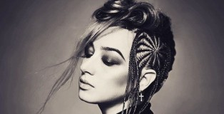 Winter Braids - www.salonbusiness.co.uk