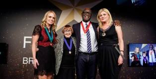 Errol Douglas Awarded 'Patron Of Honour' - www.salonbusiness.co.uk