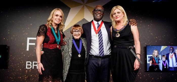 Errol Douglas Awarded 'Patron Of Honour'