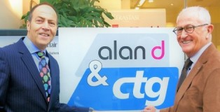 Alan and Martin team up - www.salonbusiness.co.uk