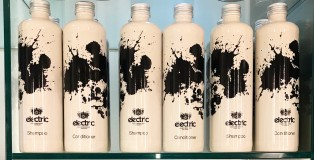Electric Products on a shelf - www.salonbusiness.co.uk