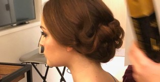 Matthew Curtis Styles hair at NTAs - www.salonbusiness.co.uk