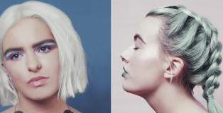 Models show 2218 colour trends - salonbusiness.co.uk