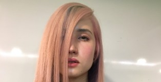 Pink bair by Fudge - www.salonbusiness.co.uk