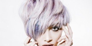 Colourful hair by Jason Hall - www.salonbusiness.co.uk