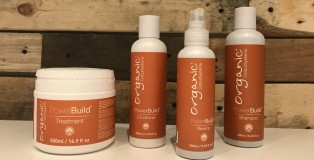 uplift organic hair OCS products - www.salonbusiness.co.uk