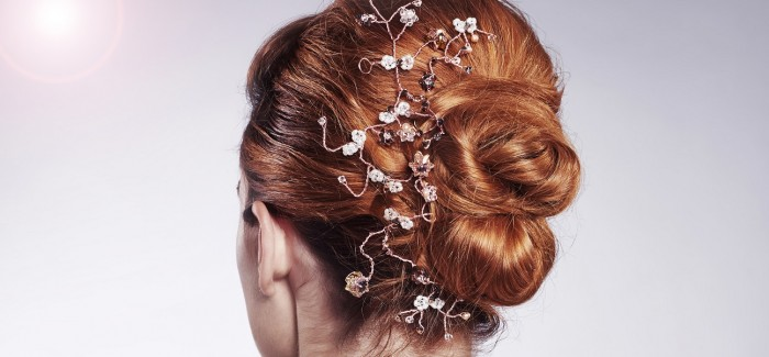 Bridal Hair Trends: Spellbound By Anna Sorbie