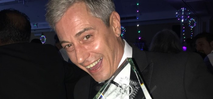 Tristan Eves Named Business Personality Of The Year