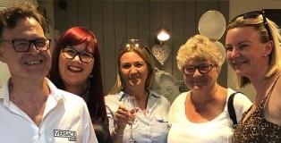 Leah Durrant surprise party - www.salonbusiness.co.uk