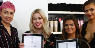 Students Of The Year Winners - www.salonbusiness.co.uk