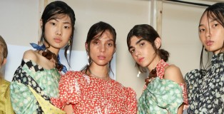 preen ss19 hair how to - www.salonbusiness.co.uk