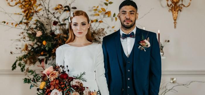 LINTON & MAC LAUNCH LATEST BRIDAL COLLECTION: WILDERNESS BRIDE
