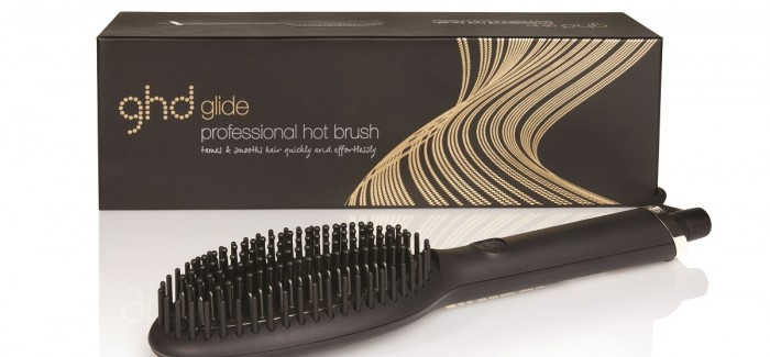 Discover The NEW GHD GLIDE PROFESSIONAL HOT BRUSH