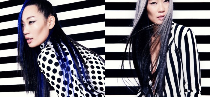 Collections To Inspire: Bad Apple Hair's 80's Inspired Collection
