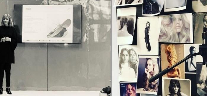 Jo Robertson Hair Agent site launch