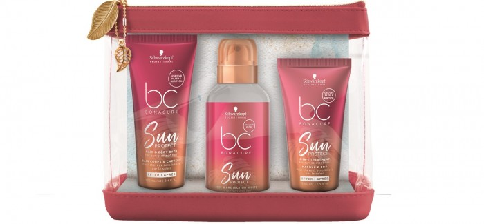Schwarzkopf Professional Launches NEW BC Sun Protect