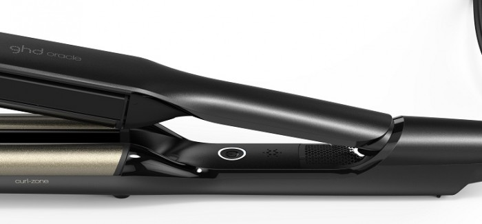 The new curling revolution: ghd Oracle