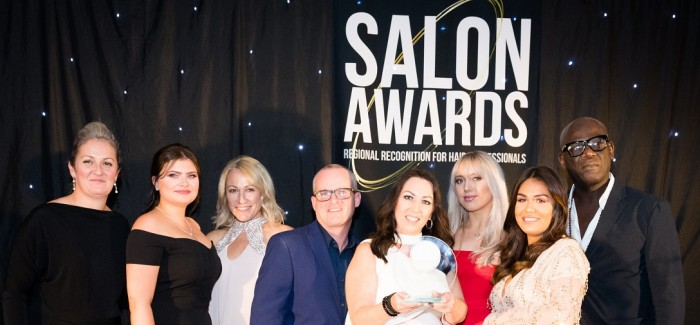 DOUBLE CELEBRATIONS FOR GRIFFINS AS THE SALON SCOOPS TWO REGIONAL AWARDS