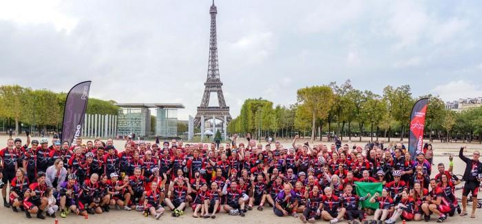 Marc Antoni: Pedal To Paris
