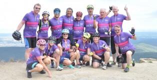charity bike ride 1 - www.salonbusiness.co.uk