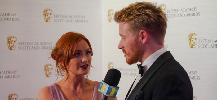 RAINBOW ROOM INTERNATIONAL STYLE HAIR FOR BAFTA Scotland