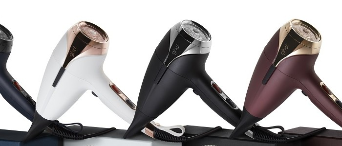 Introducing helios – ghd's lightest, fastest, professional hair dryer