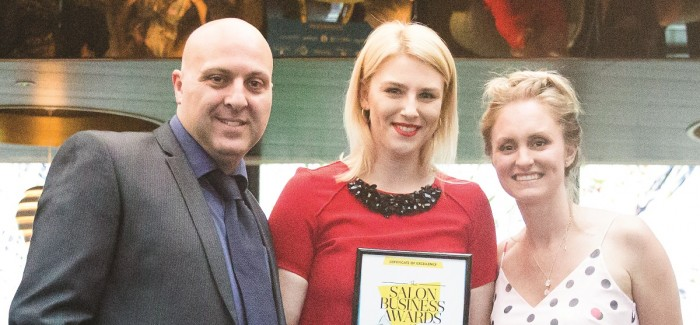 HOW MELISSA TIMPERLEY BECAME THE #SBAWARDS BUSINESS SALON OF THE YEAR 2019