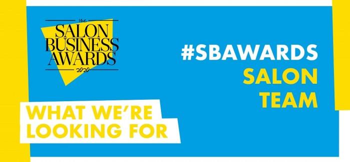 #SBAWARDS: Enter The Salon Team Category