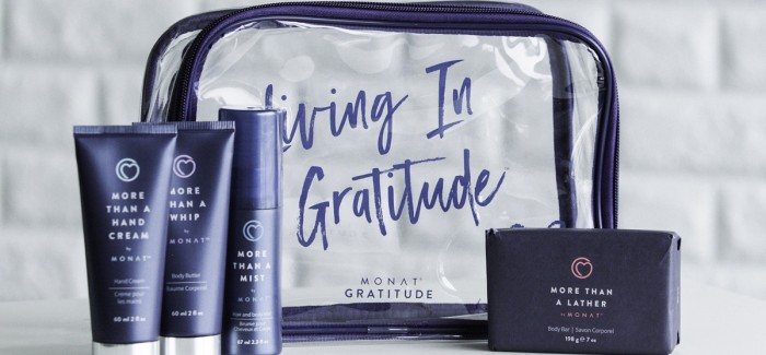 MONAT Show its Gratitude to the NHS