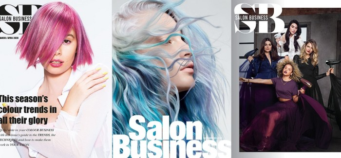 Receive A Free Digital Addition Of Salon Business Magazine