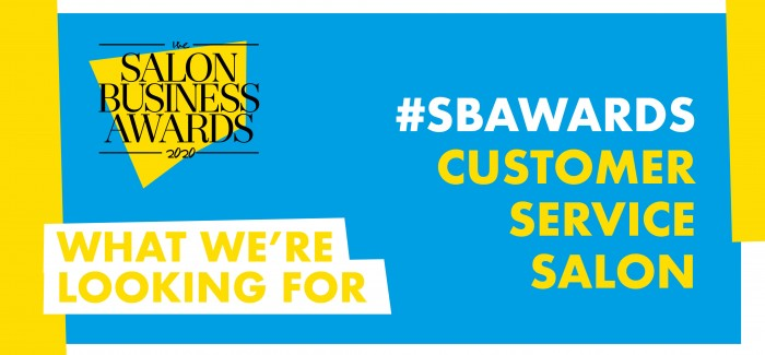 #SBAwards 2020: How To Enter The Customer Service Salon Category