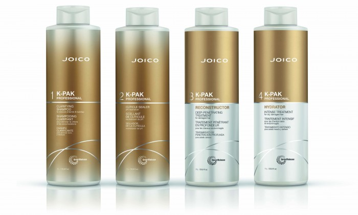 JOICO K-Pak Professional In-Salon Hair Repair System