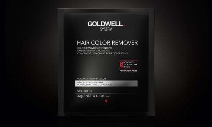 Effective colour removal