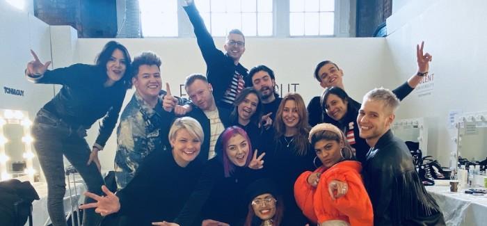 The Fellowship for British Hairdressing's ClubStar Art Team Host Goal Setting Session