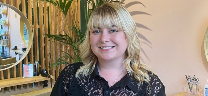 HAIR SALON STYLES OUT TEAM EXPANSION  WITH NEW CUSTOMER EXPERIENCE SPECIALIST